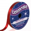 bobine de ruban celebrate satin 6mm x 6m