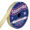 bobine de ruban celebrate or 7mm x 6m