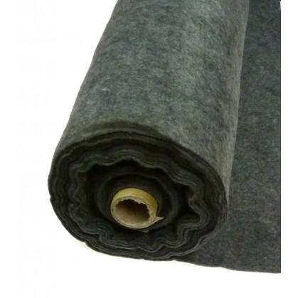 feutrine gris foncé largeur 0,87m au mètre