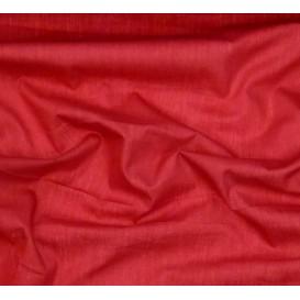 tissu popeline bordeaux largeur 145cm au mètre