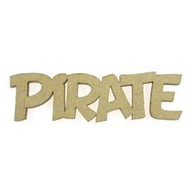 mot en bois pirate