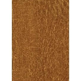 feuille décopatch faux uni marron