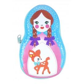 pochette couture poupée russe