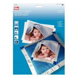 5 tissus créatif à imprimer A4 21x29,7cm