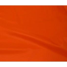 tissu toile velabag orange largeur 150cm x 50cm