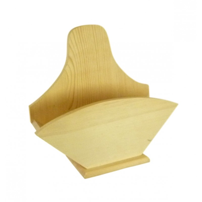 porte filtre caf en bois brut d corer. Black Bedroom Furniture Sets. Home Design Ideas