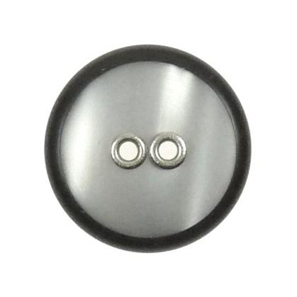 bouton rond effet nacré