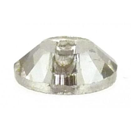 strass ronde pyramidale 6mm