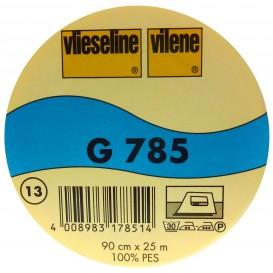 vlieseline G785 Blanc largeur 90cm x 50cm
