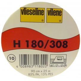 vlieseline H180 Blanc largeur 90cm x 50cm