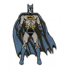 écusson batman debout thermocollant