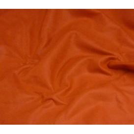 tissu feutrine rouille largeur 180cm x 50cm