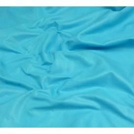 tissu feutrine turquoise largeur 180cm x 50cm