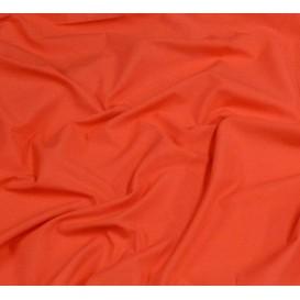 tissu coton uni corail largeur 150cm x 50cm