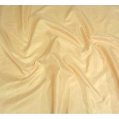 tissu doublure toscane champagne largeur 150cm x 50cm