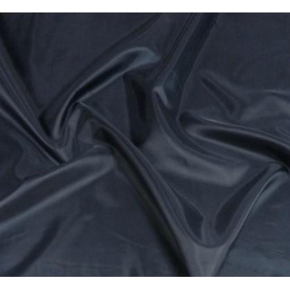 tissu doublure toscane bleu marine largeur 150cm x 50cm