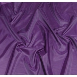 tissu doublure toscane violet foncé largeur 150cm x 50cm