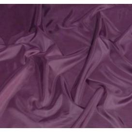 tissu doublure toscane violet largeur 150cm x 50cm