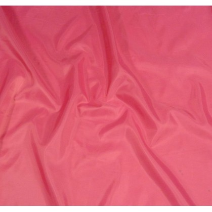 tissu doublure toscane rose largeur 150cm x 50cm