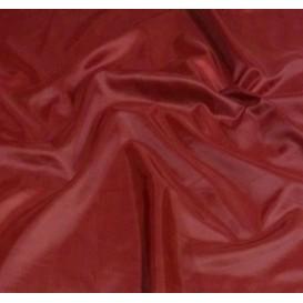 tissu doublure toscane rouge foncé largeur 150cm x 50cm