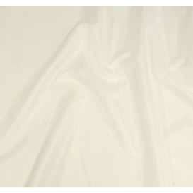 tissu doublure toscane blanc largeur 150cm x 50cm