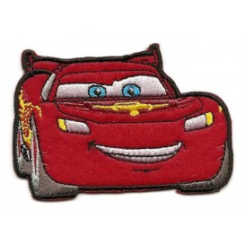 écusson disney cars flash mcqueen thermocollant