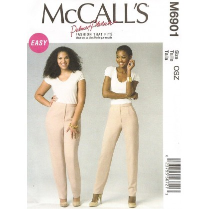 patron pantalon McCall's M6901