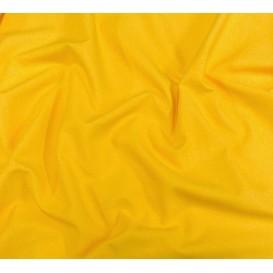 tissu coton uni jaune banane largeur 150cm x 50cm