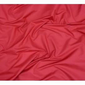 tissu toile coton uni fuchsia largeur 150cm x 50cm