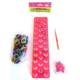 kit création de bracelets loom x 300