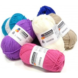 pelote de laine schachenmayr universa (22 coloris)