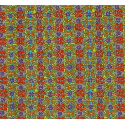 points largeur 150 cm turquoise De coton Stenzo