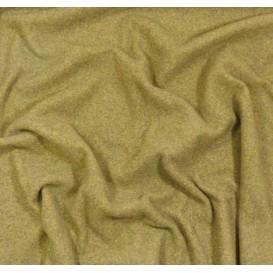 tissu polaire kaki moucheté largeur 150cm x 50cm