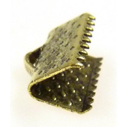 fermoir griffes à sertir pour bijoux 16mm