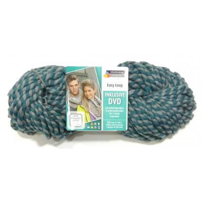pelote de fil à tricoter schachenmayr easy loop + DVD