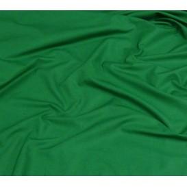 tissu popeline uni vert foncé largeur 140cm x 50cm
