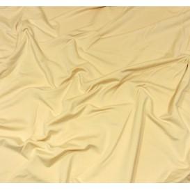 tissu lycra léger beige largeur 140cm x 50cm