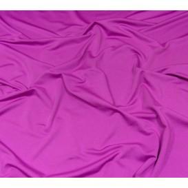 tissu lycra léger violet foncé largeur 140cm x 50cm