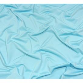 tissu lycra léger bleu clair largeur 140cm x 50cm