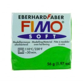 PATE FIMO VERT TROPICAL