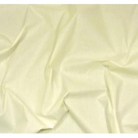 tissu satinette valérie écru largeur 150cm x 50cm