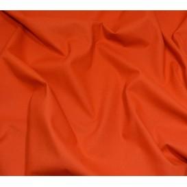 coupon 1,40m coton à drap cotoval uni cuivre