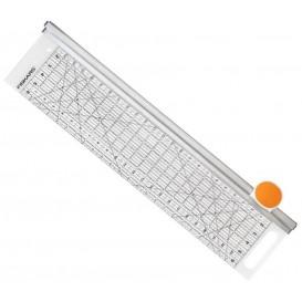 "Combiné cutter rotatif Règle (6""x24"") FISKARS"