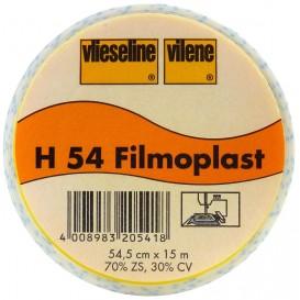 vlieseline filmoplast H54 largeur 54,5cm x 50cm
