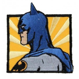 écusson batman thermocollant n°4