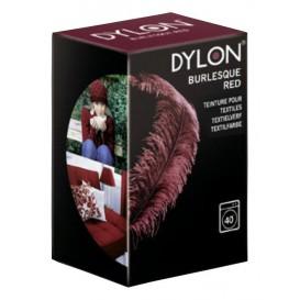 teinture textile en machine dylon lie de vin 200g