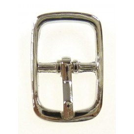 boucle de chaussure métal rectangulaire 13mmx20mm