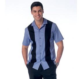 patron chemises ajustées homme McCall's M7206