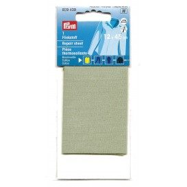pièce thermocollante coton 12x45cm