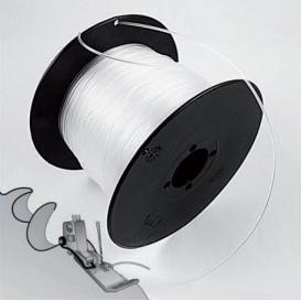 fil ganseur et grimpeur nylon 1mm au mètre